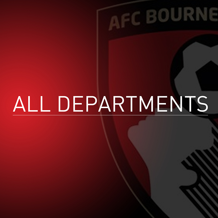 All Departments AFC Bournemouth Podcast