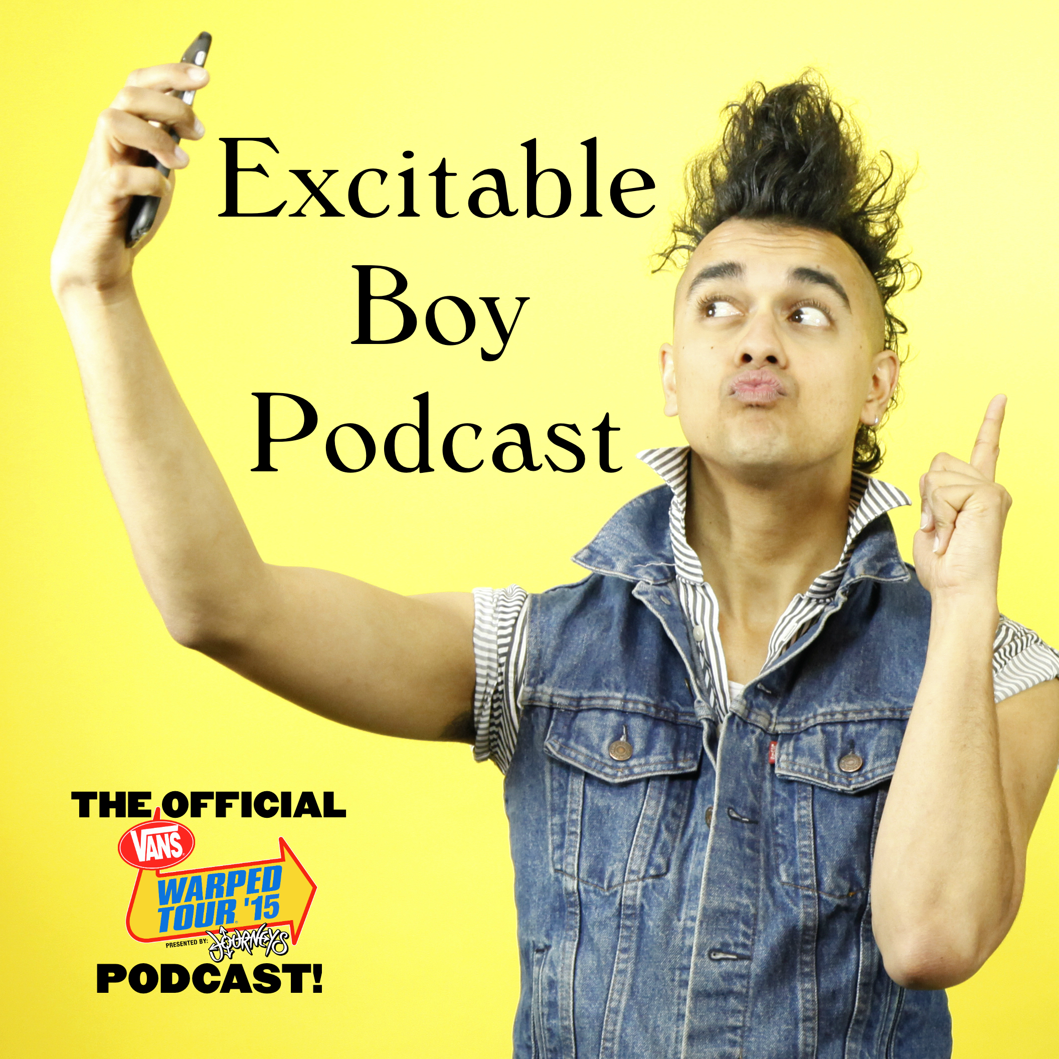Excitable Boy Podcast