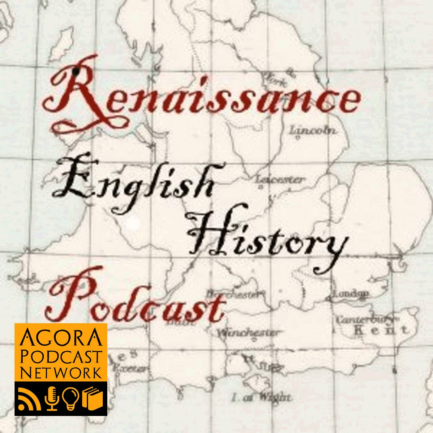 Episode 008 - Christmas celebrations in Tudor England