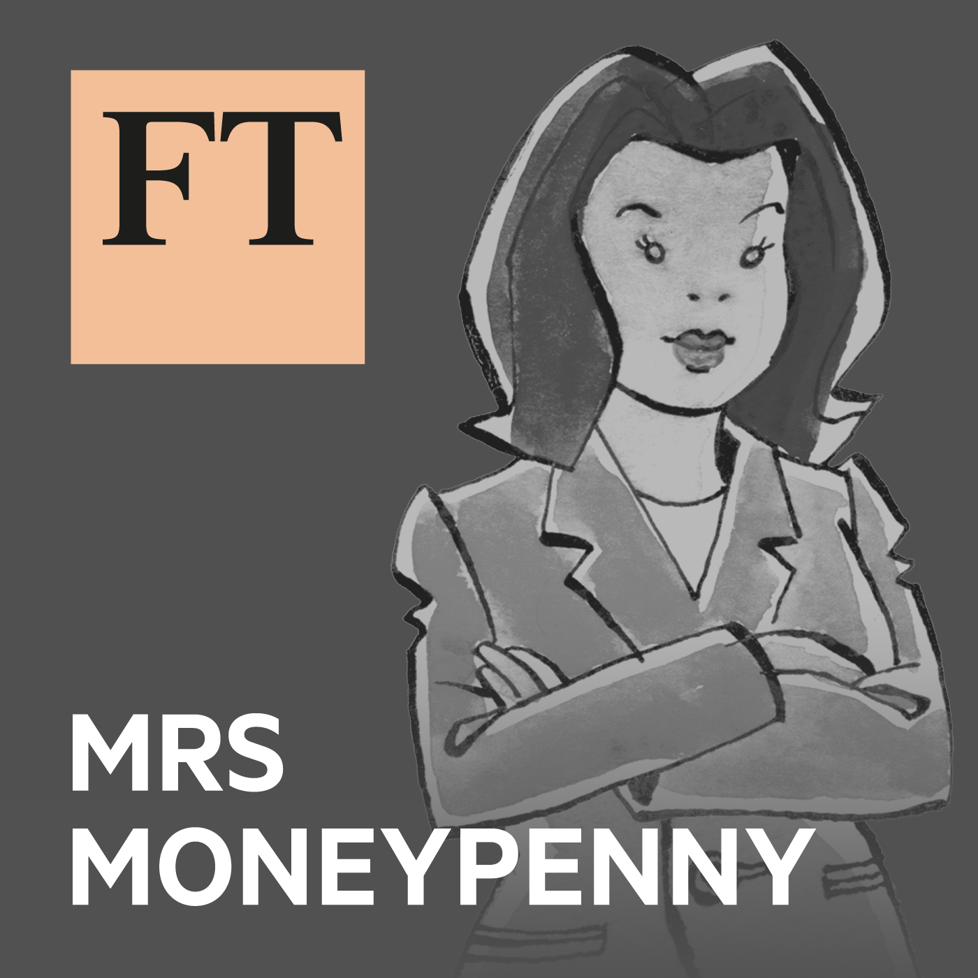 FT Irreverent Questions with Mrs Moneypenny