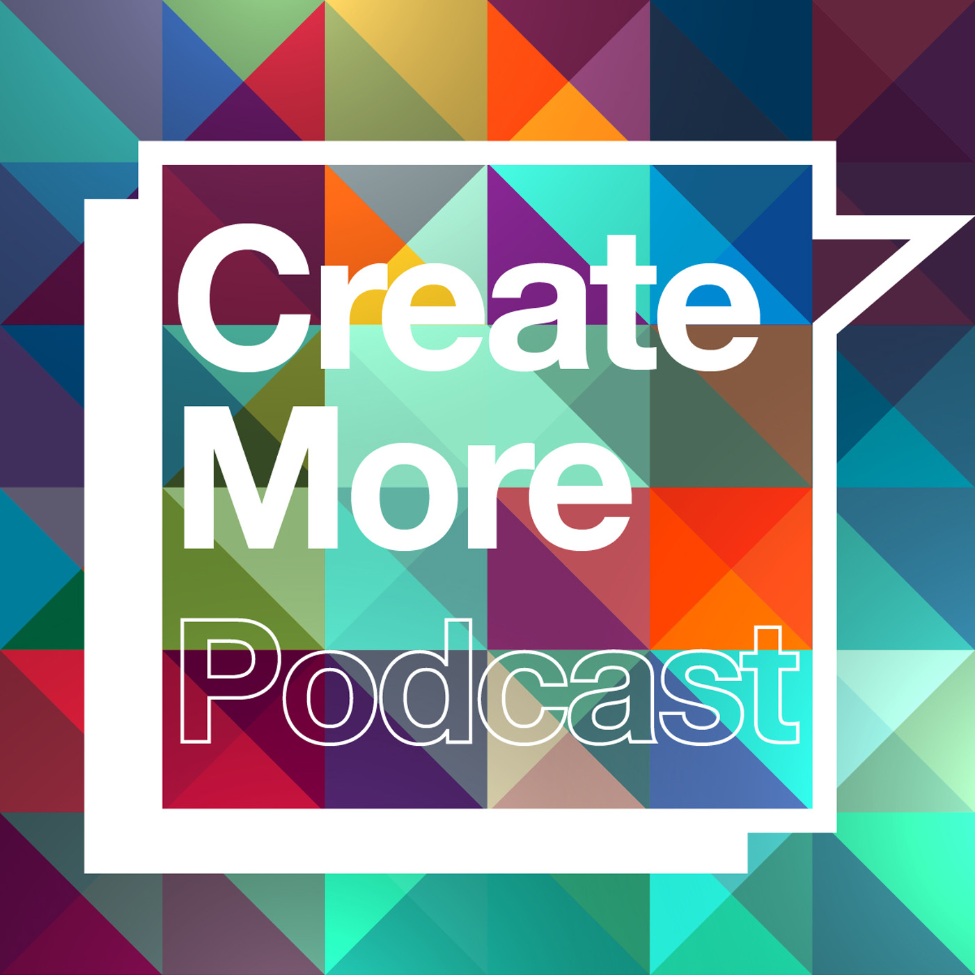 Create More Podcast by Ben Stuart